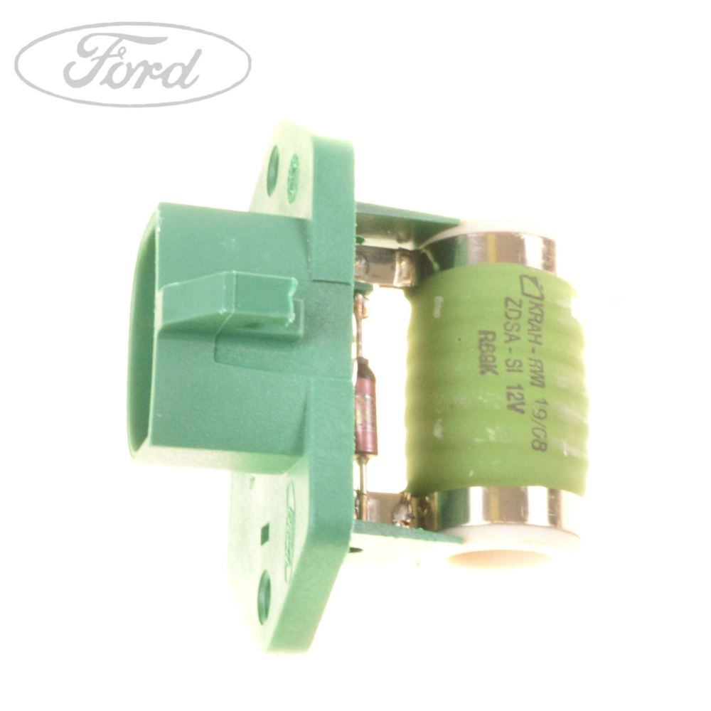 medium resolution of details about genuine ford fiesta mk4 fiesta mk6 fusion heater resistor 1364715