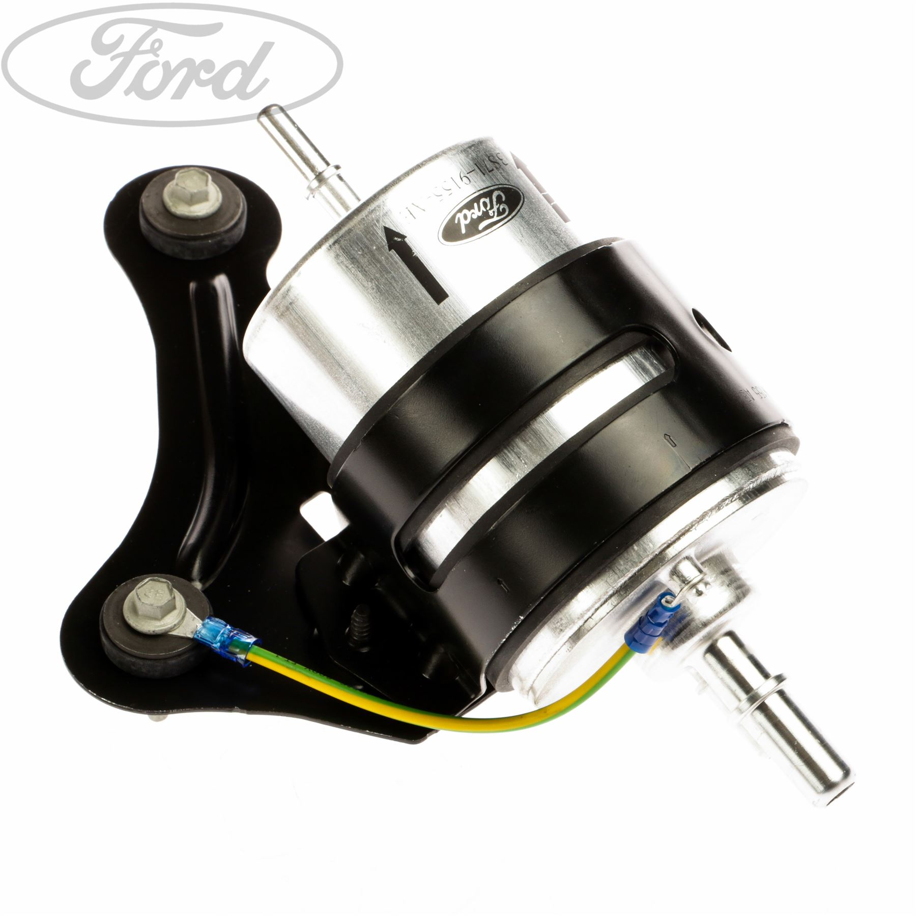 hight resolution of genuine ford mondeo mk3 1 8 sci duratec fuel filter inc bracket 130 bhp 1374652