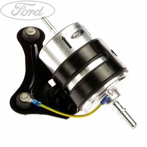 small resolution of genuine ford mondeo mk3 1 8 sci duratec fuel filter inc bracket 130 bhp 1374652