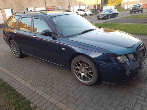 small resolution of tinted front rear 4 piece set heko wind deflectors for rover 75 99 05