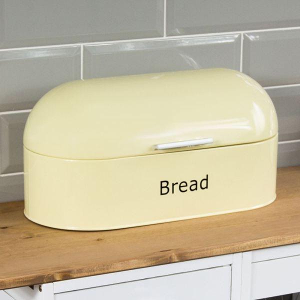 DIY Kitchen Storage Bread