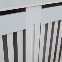 Chelsea Radiator Covers Wooden Grill Slatted MDF Furniture ...