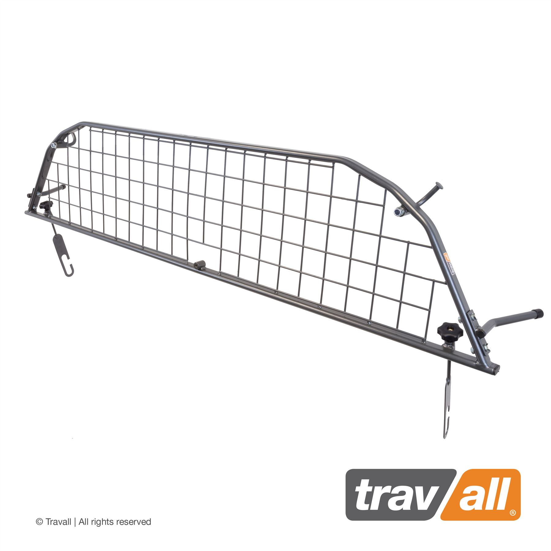 Travall Pet Barrier Dog Guard Custom Fit For Volvo V70