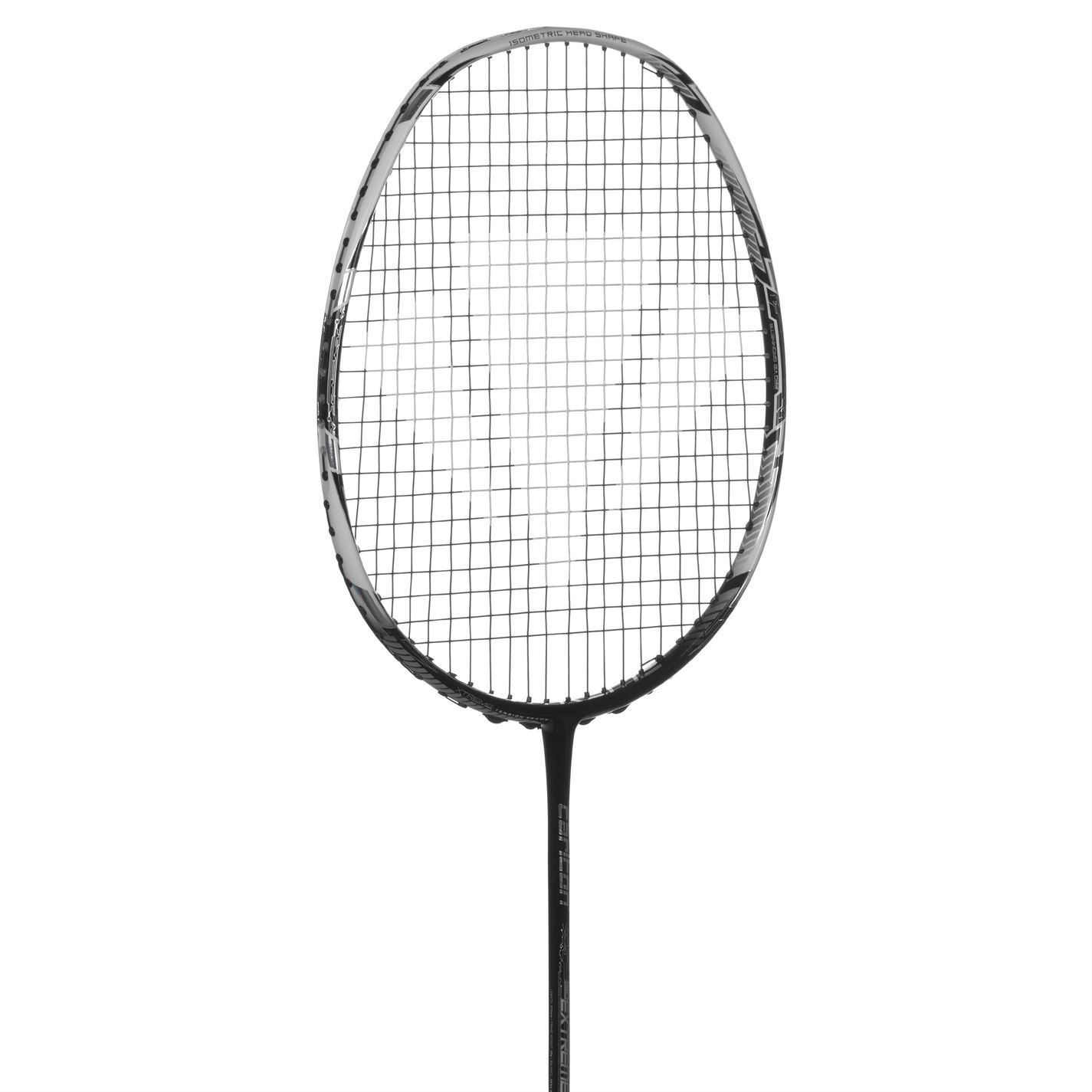 Carlton IsoExtreme Fury Badminton Racket Black/White