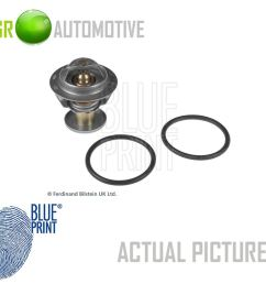 details about blue print coolant thermostat kit oe replacement adm59217 [ 1128 x 1003 Pixel ]