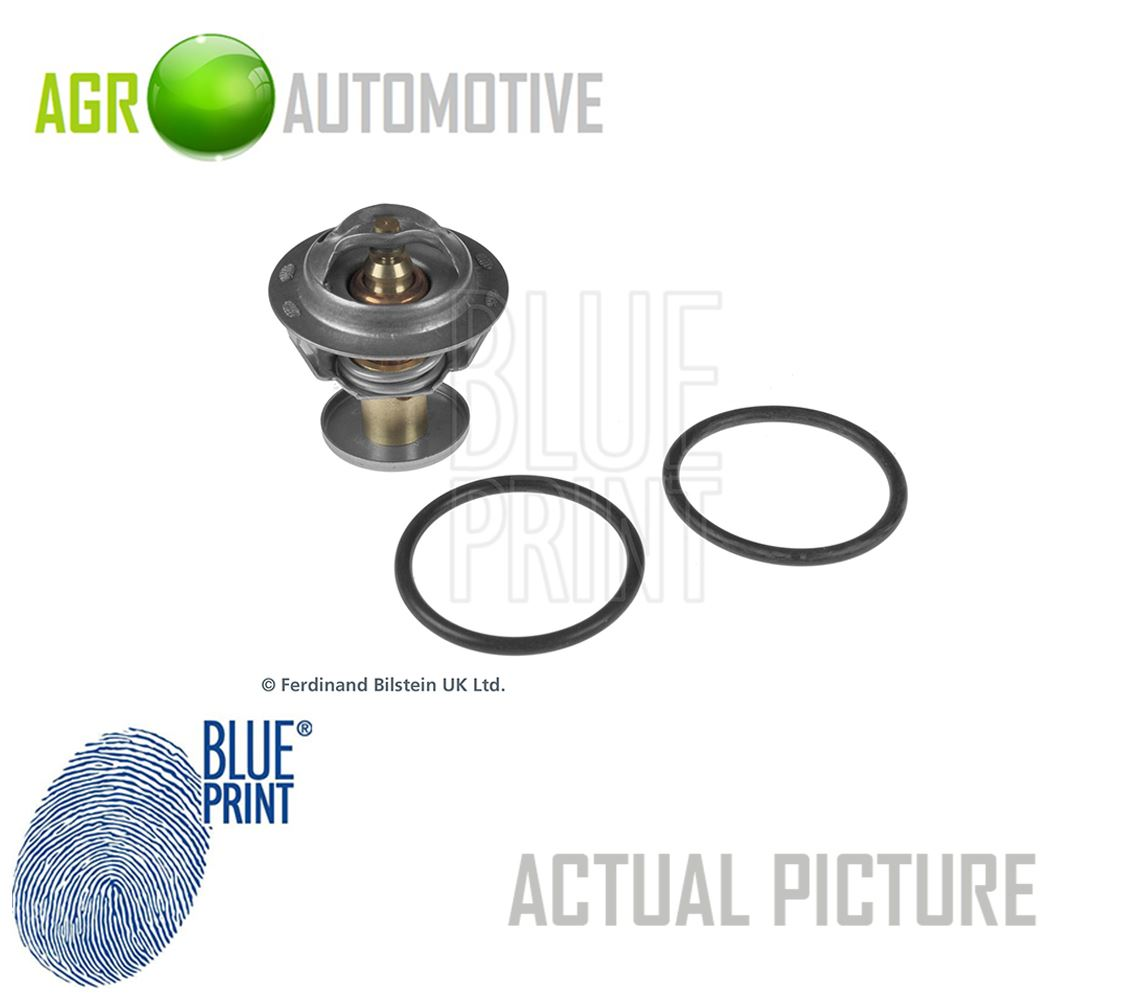 hight resolution of details about blue print coolant thermostat kit oe replacement adm59217