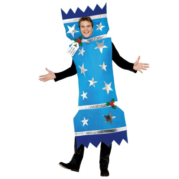 Adults Mens Novelty Christmas Fancy Dress Funny Costume