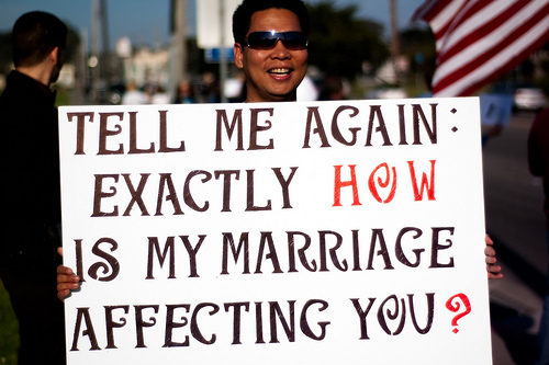 For Gay Marriage  Historical Background Information Of Sex Education
