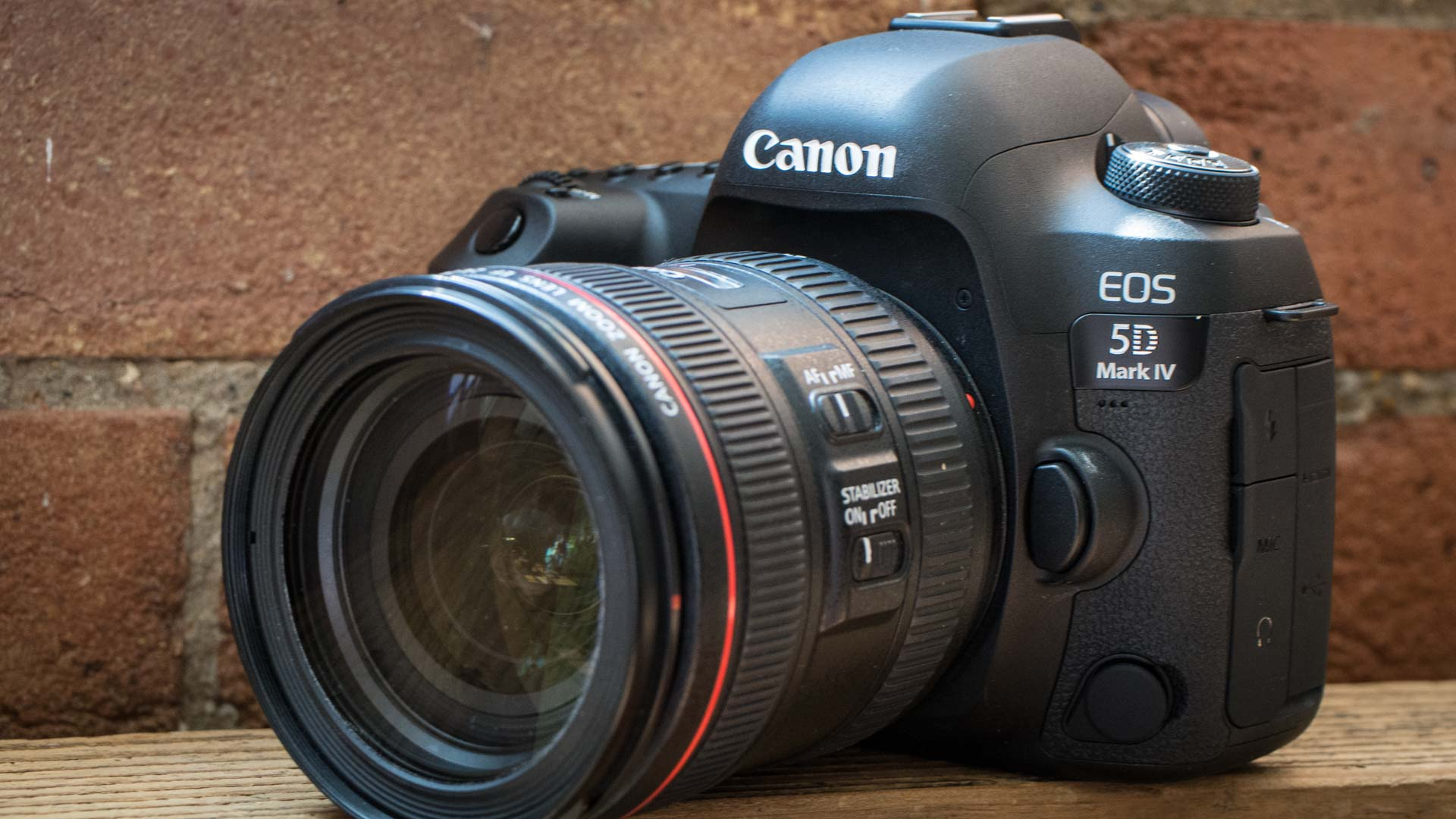 Hands-on with the Canon EOS 5D Mark IV