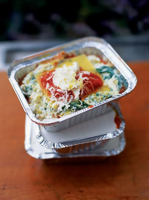 leek lasagne vegetables recipes jamie oliver