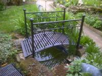 Small Ornamental Bridge - Greens Home and Garden
