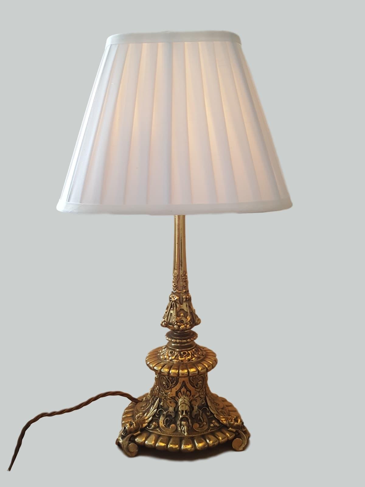 Winfield Amp Son Birmingham Victorian Brass Table