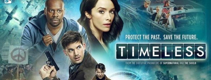 Timeless Season 1 Episode 6