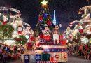 Причины, по которым тебе стоит посетить Диснейленд на Рождество