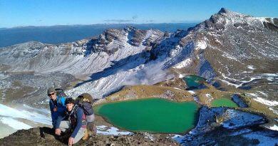 Открытка из Новой Зеландии: «Мы застряли в раю, пока все не приняло зловещий оборот»