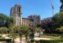 Площадь Нотр-Дам наконец-то снова открылась более чем через год после пожара