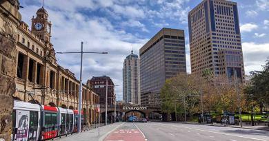 Центральный Сидней теперь полностью работает на возобновляемых источниках энергии