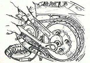 BSA A50/A65 motorcycle service notes