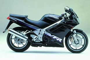 Honda VFR750 Japanese sports bike