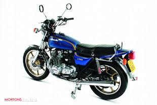 Kawasaki Z650 performance middleweight motorcycle