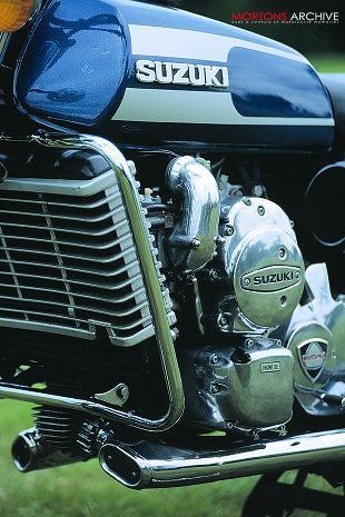 Suzuki RE5 rotary-engined motorcycle