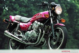 Japanese 750cc motorcycle group test