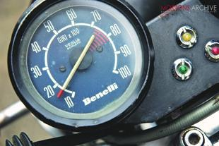 Benelli 650 twin motorcycle road test