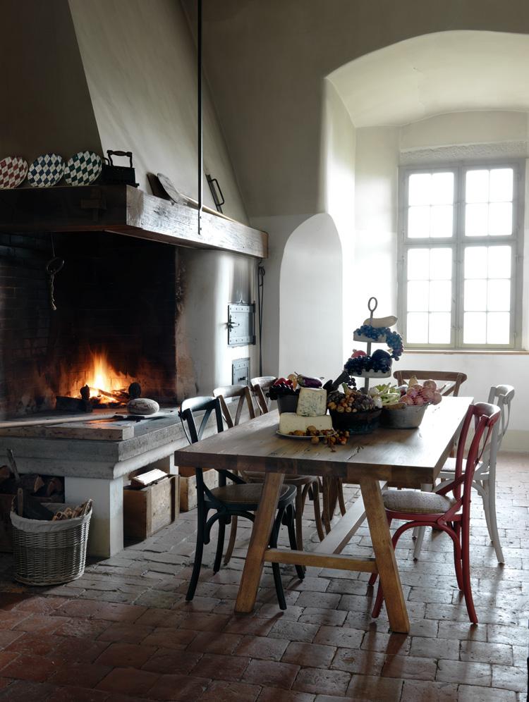 Bauernhausromantik  Wohnen  homegatech