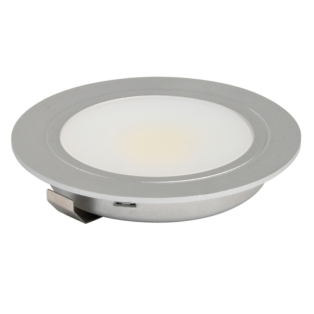 COB LED 3W High Output Recessed Under Cabinet Downlight
