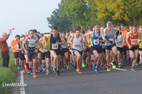 Navan Road Races Navan, Armagh, Co.Armagh 11 October 2015 Credit: LiamMcArdle.com