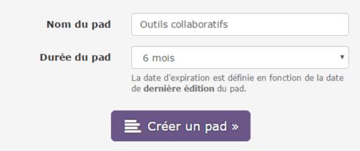 outils collaboratifs