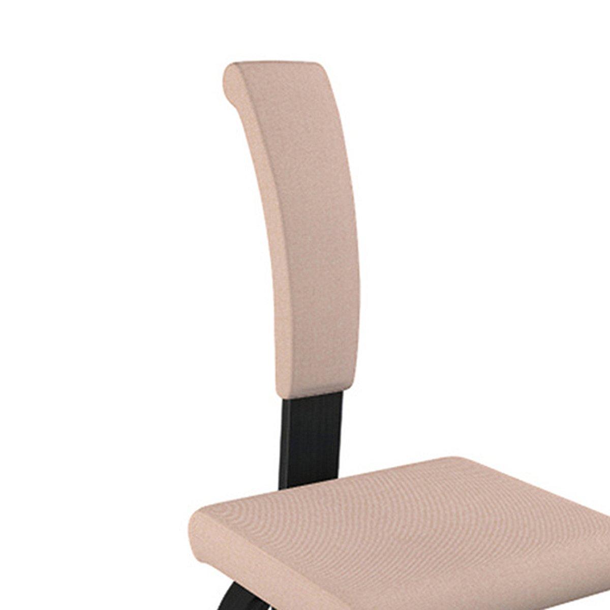 Schienale con cuscino Revive per sedia Variable  Nero by