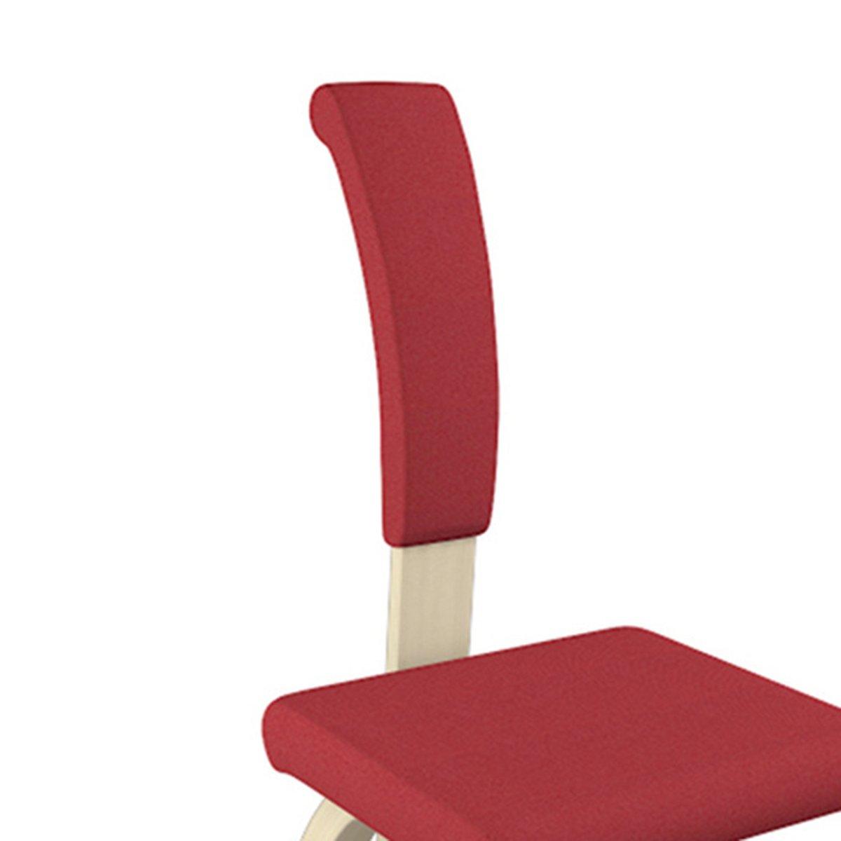 Schienale con cuscino Revive per sedia Variable  Naturale
