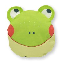 Frog Pillow by Julica | LOVEThESIGN