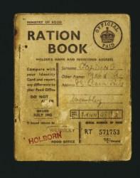 ration food 1942 ministry london eu
