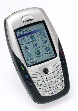 Nokia mobile phone 2004 by ScM Photo Studio at Science