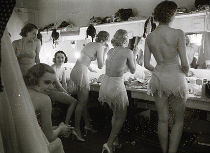 The Windmill Theatre  1930s at Science and Society