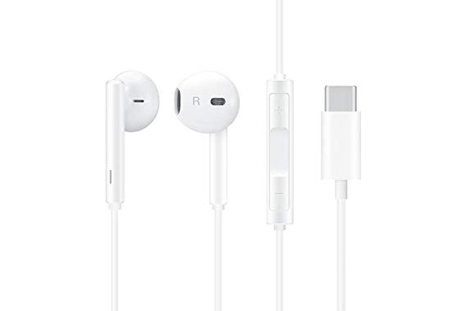 Official Huawei Cm33 Usb Type C In Ear Headset