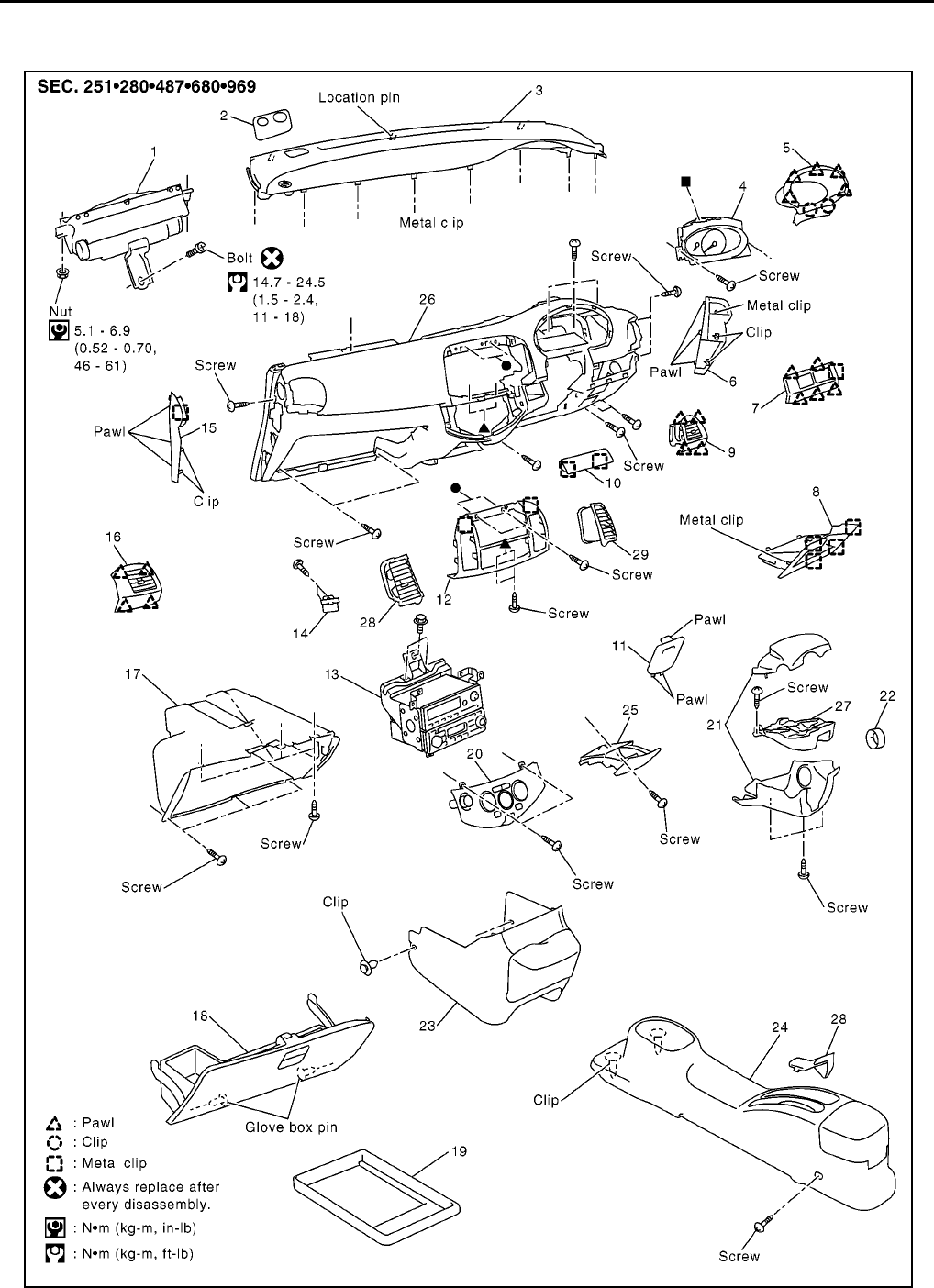 Nissan micra wiring diagrams 2003 2005 21 pdf rh manuals co nissan micra parts catalog nissan