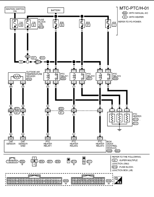 small resolution of nissan micra wiring diagrams 2003 2005 24 pdf mic wiring diagram for uniden 2020 mtc wiring diagram