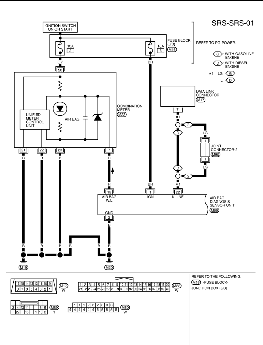 medium resolution of wiring diagram nissan micra k12