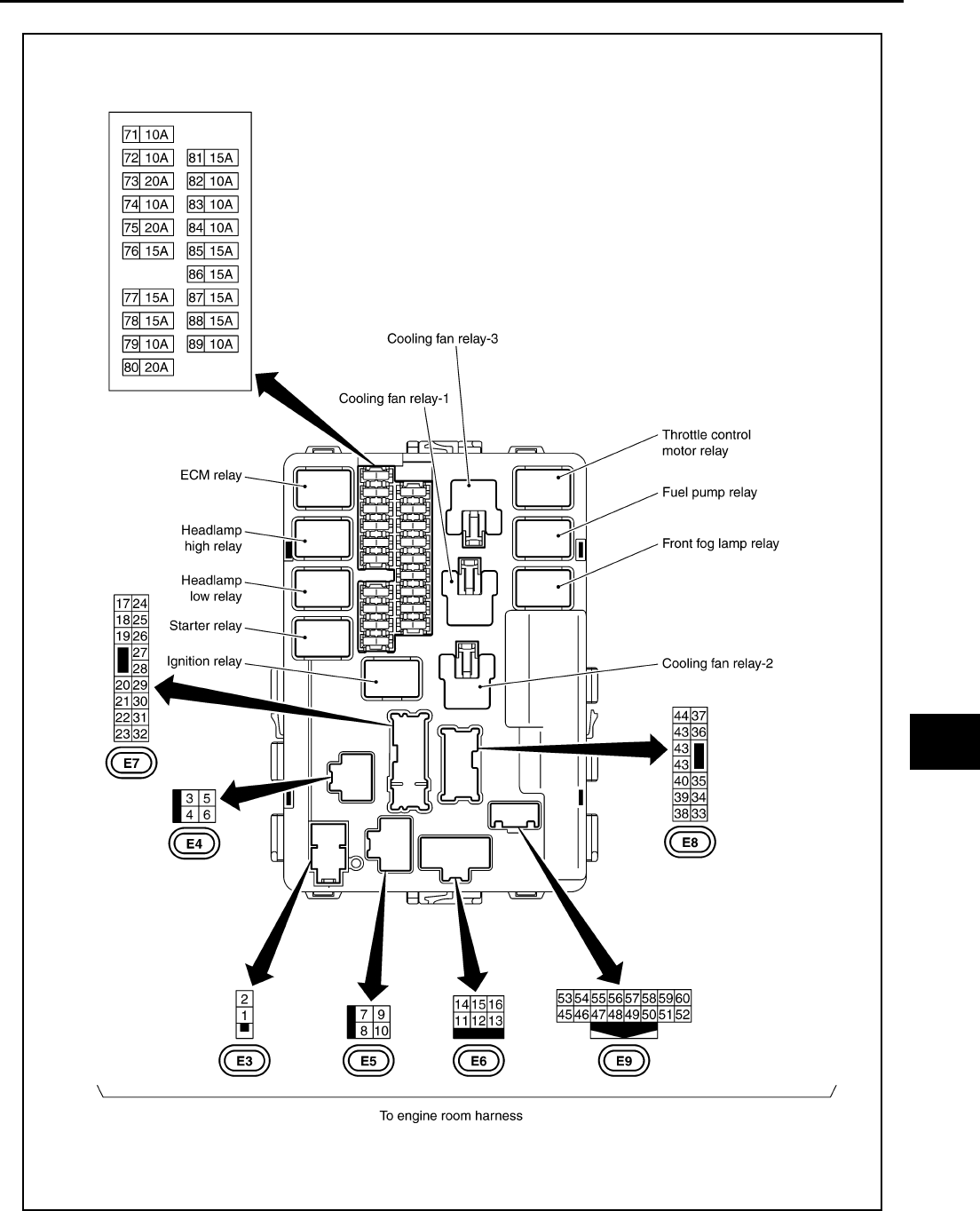 G35 Engine Control Diagram