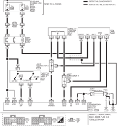 nissan automatic transmission wiring diagram for nissan [ 1016 x 1430 Pixel ]
