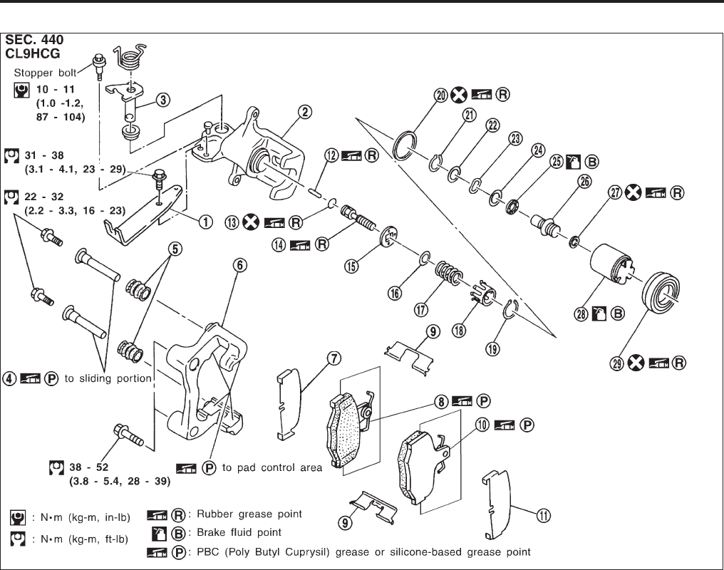 Nissan Almera Workshop Manual 2000 (3) PDF