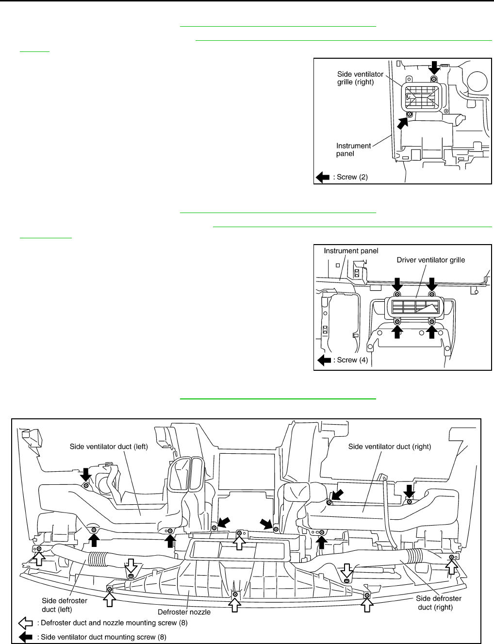 Nissan XTrail T30 Workshop Manual 2006 (30) PDF