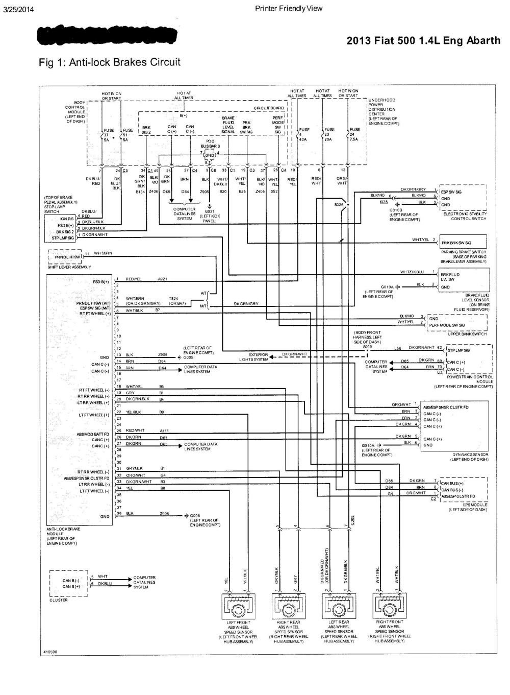 medium resolution of fiat 500 wiring diagram wiring diagram week