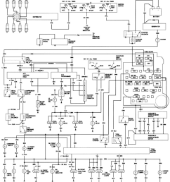 cadillac fleetwood 1977 1980 misc documents wiring diagrams pdf wiring diagrams of 1980 cadillac fleetwood [ 1191 x 1319 Pixel ]