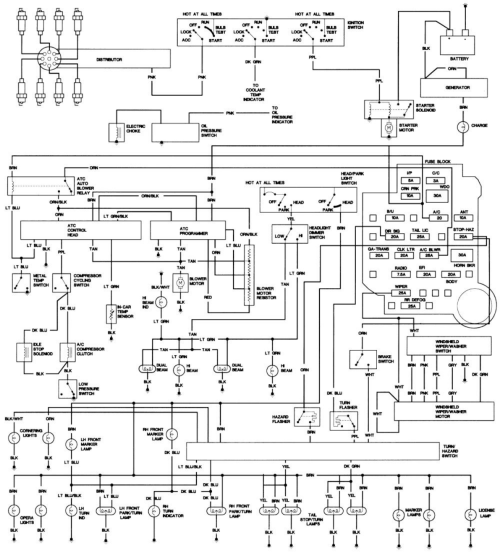 small resolution of cadillac fleetwood 1977 1980 misc documents wiring diagrams pdf wiring diagrams of 1980 cadillac fleetwood