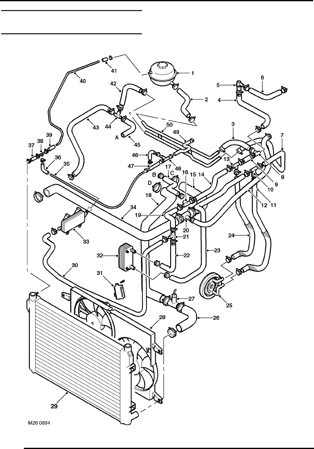 Diagram For A Freelander Engine Diagram Full