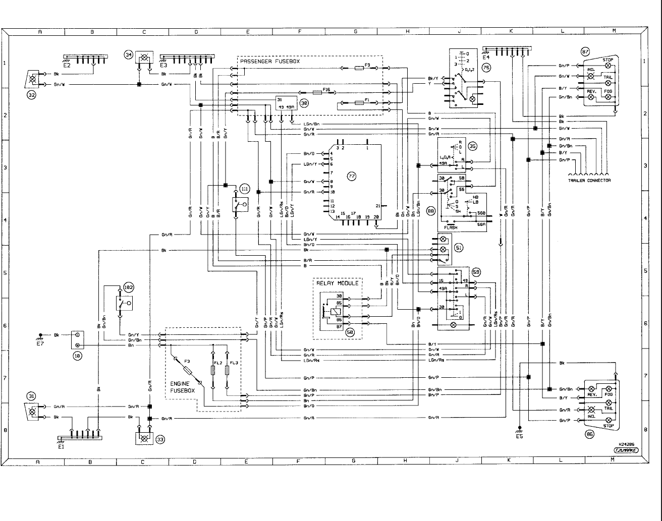 hight resolution of 2004 range rover engine diagram